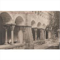 BCNTP3632-LFTD4879TARI.Postal De BARCELONA.Edificios,arboles.CLAUSTRO DEL THOMAS-BARCELONAMONASTERIO DE SANT CUGAT DEL V - Iglesias Y Catedrales