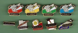STANLEY *** Signe DIMO *** Lot De 9 Pin´s Differents *** (1066) - Merken