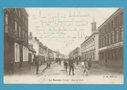 CPSM 7 - Rue De Lille LA BASSEE 59 - France