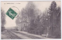 Pouillenay - La Gare - Unclassified