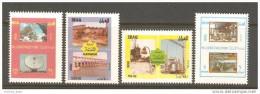 Iraq 1993 Re-Building Complete Set MNH Telecommunications Dam Power Electricity - Iraq