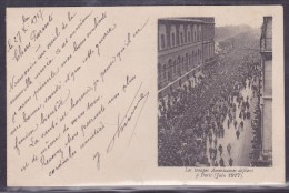Guerre 1914-1918 - Carte FM - Marcophilie (Lettres)