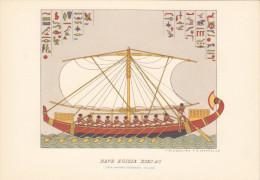 NAVE EGIZIA - Guerra