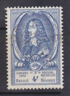 Belgien 1952 / Mi: 934 / BE 172 - Belgique