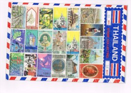 Thailand -20  Stamp-collecting - Thaïlande
