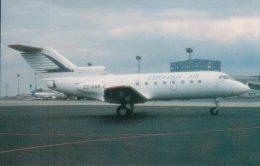 Aviation, Avion JAK-40, ESTONIAN AIR (092) - 1946-....: Moderne