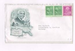 Dr. George Washington Carver - Agricultural Scienist 1864-1943 / 1948- USA - Non Classés