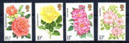 Great Britain - 1976 - Royal National Rose Society Centenary - MNH - Ongebruikt