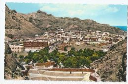 YEMEN - ADEN - PANORAMA OF CRATER FROM TAWILA TUNKS - BY BHICAJEE COWASJEE 1960s - Yemen