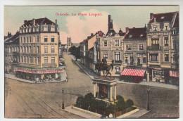 Oostende, Ostende, La Place Léopold,  Bristol Hotel; Café Léopold Premier,  (pk26670) - Oostende