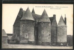 CPA Pont-de-Braye, Chateau De La Chenuere, Avant La Restauration - France