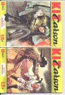 KIT CARSON  N° 108 Et N° 109 Imperia Petit Format Lot 2 Livres - Petit Format