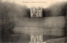 CPA  -   NEUVILLETTE   (72)  Chateau De La Haute - Fresnaye - Ohne Zuordnung