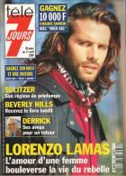 Télé 7 Jours N° 1765 - Semaine Du 26 Mars Au 1 Avril 1994 - Lorenzo Lamas, Johan Cruyff, Marie-France Cubbada, Sulitzer - 1950 - Nu