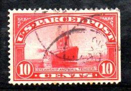 Y1365 - STATI UNITI 1912 , Pacchi Postali Yvert N. 6 Usato - United States