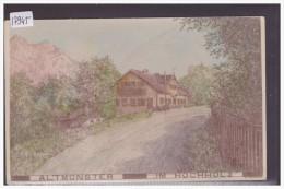 ALTMÜNSTER IN HOCHHOLZ - TB - Autriche