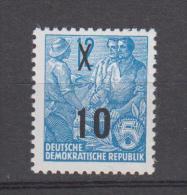 DDR  1954 Mich.Nr.437 MXI  ** Geprüft Schönherr BPP - [6] République Démocratique
