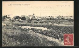 CPA La Couronne, Vue Generale - France
