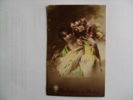 UN BONJOUR De THULIN  -  Env.1920 - Hensies