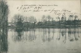 89 CUSSY LES FORGES / Vue Générale Prise De L'Etang / - Other Municipalities