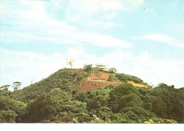 CP - PHOTO - GUYANE FRANCAISE  - KOUROU - ANTENNE DE TELEMESURE SUR LA MONTAGNE DES PERES -  G. DELABERGERIE - 191 - Guyane