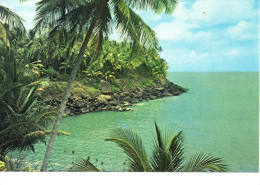 CP - PHOTO - GUYANE FRANCAISE  - ILES DU SALUT - ILE SAINT JOSEPH -  G. DELABERGERIE - 123 - Guyane