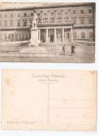 CIVITAVECCHIA ( ROMA ) MONUMENTO A GARIBALDI E STAB. TERMALE- EDIZ. SILVIO NUNZI - Civitavecchia