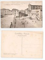 CIVITAVECCHIA ( ROMA ) PIAZZA VITTORIO EMANUELE - EDIZ. SILVIO NUNZI - Civitavecchia