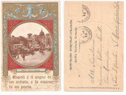 NAPOLI - PORTA CAPUANA - IL SOGNO DI UN ARTISTA - LA VISIONE DI UN POETA - 1906 - Napoli (Naples)