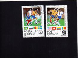 1994 Romania - Campionati Mondiali Negli USA - World Cup