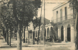 ALGERIE  AIN BESSEM  La Poste 2 Scans - Algerije