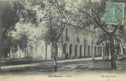 ALGERIE  AIN BESSEM  Mairie 2 Scans - Algerije