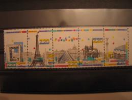 YT **  2583A  LA BANDE MONUMENTS DE PARIS   NEUVE  ET SANS CHARNIERE - France
