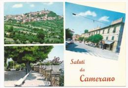 Saluti Da Camerano - Ancona - H2797 - Ancona