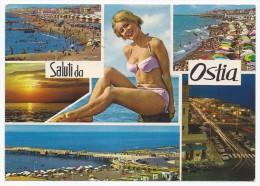 Saluti Da Ostia - H2799 - Reggio Calabria
