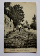 80 - Rare Carte  FIENVILLERS  - Route Nationale Du HAVRE - LILLE - Andere Gemeenten