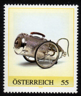 ÖSTERREICH 2008 ** Elektrischer Boden-Staubsauger BONZO Um 1930 - PM Personalized Stamp MNH - Private Stamps
