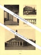 Photographien / Ansichten , 1925 , Vevey , Prospekt , Architektur , Fotos !!! - VD Waadt
