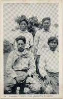 Four Lenguas, Ley Evangelists, No.12 - Paraguay