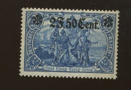 Occupation 37a ** 14 1/2 X 14  Cote 255 Euros   2 Marques D'expert Sur La Gomme - Guerre 14-18