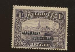 51Aa ** 14 1/2 X 14  Cote 120 Euros Sans Charnière - Guerre 14-18