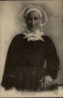 29 - HUELGOAT - Coiffe - Costume Breton - Huelgoat
