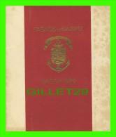 PROGRAMMES - PROGRAM - CASINOS DE BIARRITZ (64) - SAISON 1929 - 30 PAGES - - Programmes