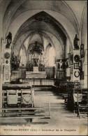 01 - VAUX-EN-BUGEY - Intérieur Chapelle - France