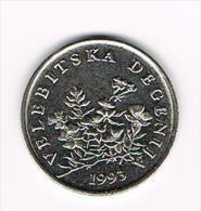 KROATIE  50  LIPA  1993 - Croatie