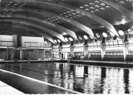JOINVILLE LE PONT 94 - Stade Nautique Bassin De Water-Polo ( Piscine ) CPSM Dentelée Noir Blanc GF 1967 - Val De Marne - Joinville Le Pont