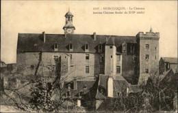 03 - MONTLUCON - Chateau - Montlucon