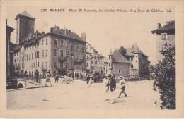 Annecy Place St Francois - Annecy-le-Vieux
