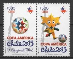 Chile (2015)  - Set -  /  Copa America - Soccer - Calcio - Football - Futbol