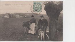 59 - TOURCOING / A LA FRONTIERE - UNE VISITE DE DOUANE - Tourcoing